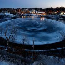 氷の円盤の記事に添付されている画像