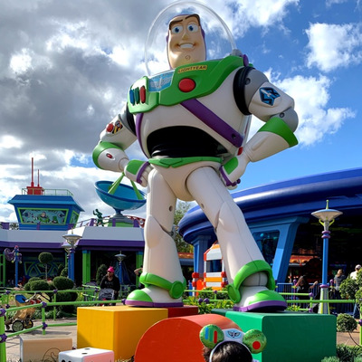Toy Story Landの記事に添付されている画像