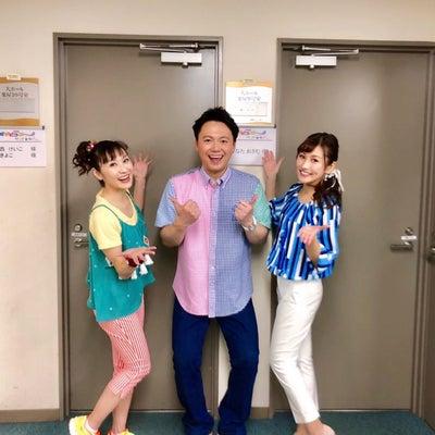 【ガラピコぷ~がやってきた】アクトシティ浜松公演 無事に終わりました♪♪♪の記事に添付されている画像