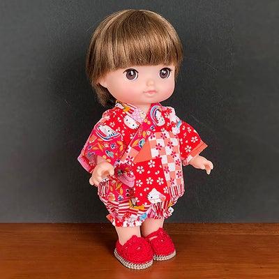 レミン&ソランの服(じんべい)の記事に添付されている画像