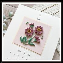 微妙な色合い「ジニア」のカレンダー、作りませんか?の記事に添付されている画像