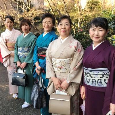 【開催レポート②】着物女子会@椿山荘の記事に添付されている画像