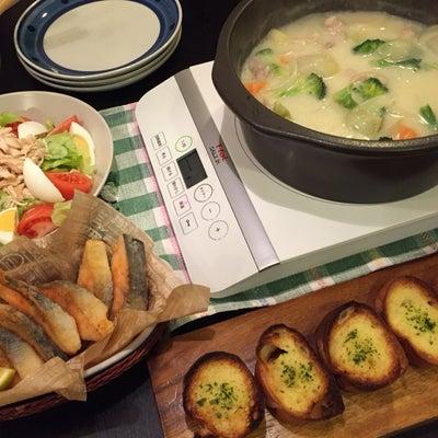 【昨日の晩ごはん☆昨日も土鍋・・・】の記事に添付されている画像