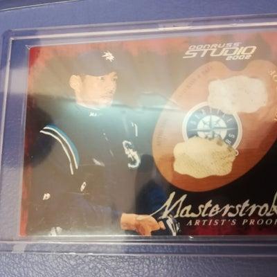 野球カードの記事に添付されている画像