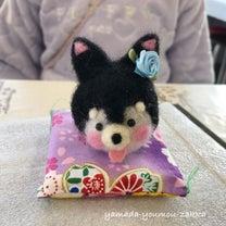 ●東京ドイツ村さんでの羊毛フェルト体験(1月20日)の記事に添付されている画像