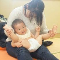 【ベビーマッサージ開催報告】赤ちゃんはベビーマッサージで正しい姿勢を作ってあげよの記事に添付されている画像