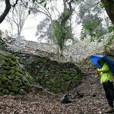 奈良 高取城跡の記事に添付されている画像