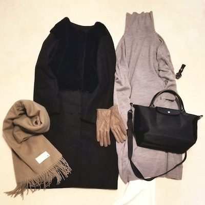 最近毎日着ているスベスベのファーコート(*^^*)の記事に添付されている画像