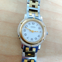 【大吉 星ヶ丘】HERMES/エルメス クリッパー 時計 買取いたしました。の記事に添付されている画像