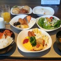 ホテルの朝食②。の記事に添付されている画像