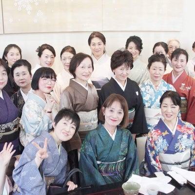 きもの都粋の常磐津新年会☆レポートファイナルの記事に添付されている画像