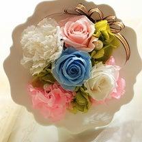 半年悩んでやっと来ました念願のお花の習い事体験レッスンの様子|さいたま 大宮プリの記事に添付されている画像