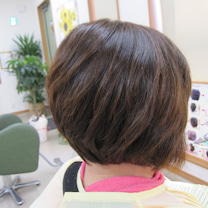 髪にツヤが出ると、気持ちも若返る‼の記事に添付されている画像