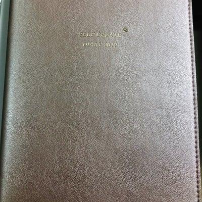 向井ゆきさん手帳♡手に取るだけでテンションUPの記事に添付されている画像