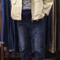 穿くだけでワンランク上に見えるデニムはこれしかないでしょう‼︎の記事に添付されている画像
