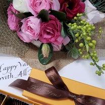 第3回 花とカリグラフィーのワークショップの記事に添付されている画像