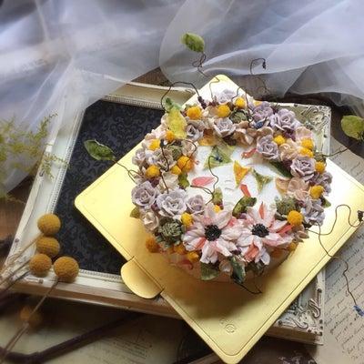 ワクワクの学びの旅♡韓国の新しい技術で、動きのあるケーキが作れるようになりましたの記事に添付されている画像