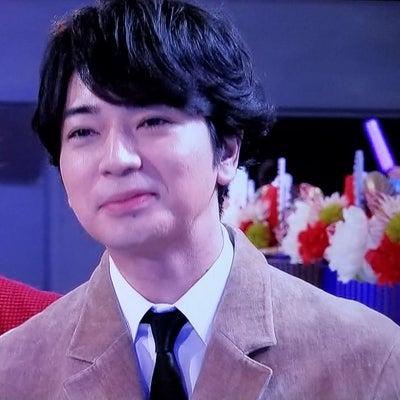 櫻井の翔氏の記事に添付されている画像