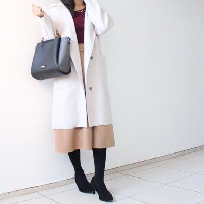 【トレンチデザイン】通勤に使えるしまむら春スカート♪の記事に添付されている画像