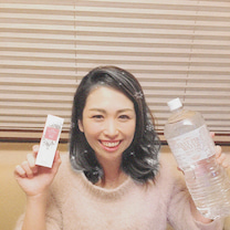 お水美味しい(^_^)の記事に添付されている画像
