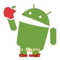 林檎は食べ飽きた。。Androidへの誘い #iPhone #Androidの記事に添付されている画像