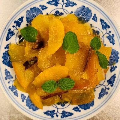 りんごとゆずの万能スパイス煮込みの記事に添付されている画像