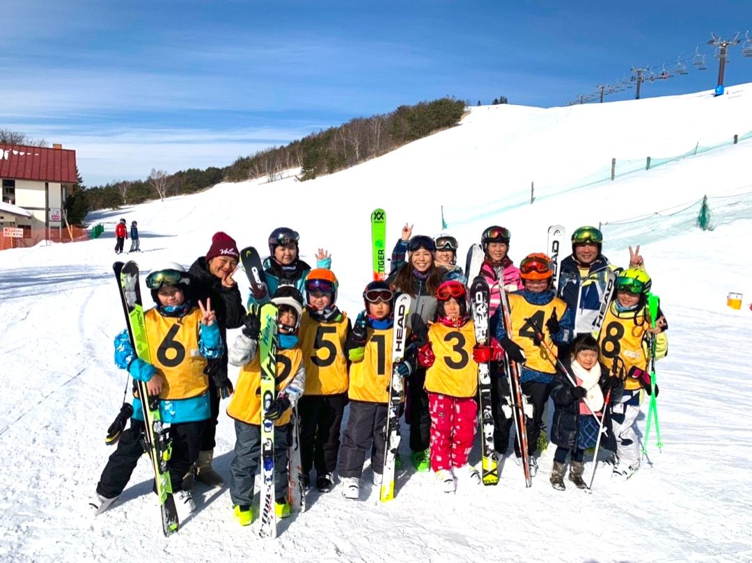 スキー 相田 翔子