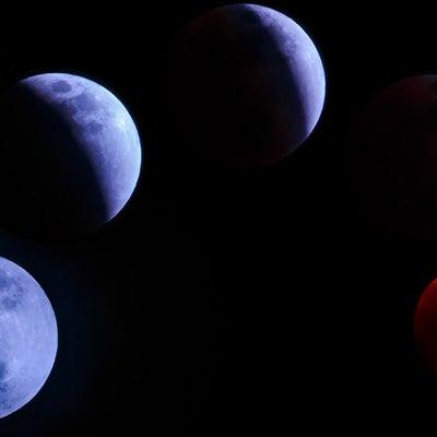 1月21日、獅子座で満月(皆既月食)の記事に添付されている画像
