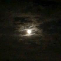 スーパームーンの夜の記事に添付されている画像