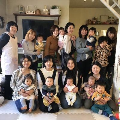 【開催報告】1月 赤ちゃんサロン開催しましたの記事に添付されている画像