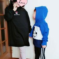 姉弟コーデ♡GU購入品♡petit main新作入荷にDIYなど♡の記事に添付されている画像