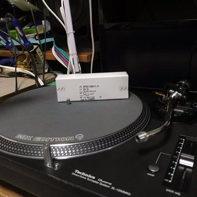 SL-1200MK5 修理の記事に添付されている画像