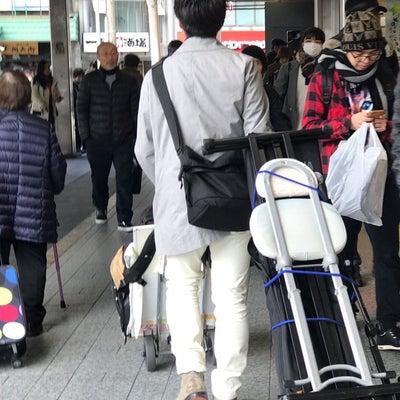 2019/1/21  スタイリッシュなシンガーソングライター☆JR天王寺駅→てんの記事に添付されている画像