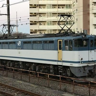1月22日 総武線 1093レ EF65-2050の記事に添付されている画像