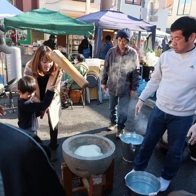 勝川弘法市にての記事に添付されている画像