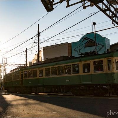 江ノ電 -晴れの日-の記事に添付されている画像