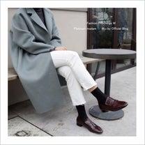 靴下の色バランス!の記事に添付されている画像