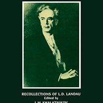 Landau: The Physicist & the Man: Recolleの記事に添付されている画像