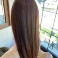 似合う髪色の画像