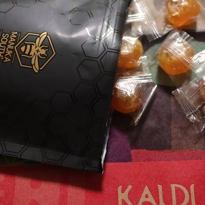 【KALDI】カルディ 風邪気味で・・マヌカサウス マヌカハニードロップ レモンの記事に添付されている画像