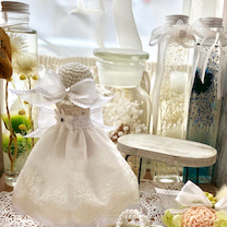 ミニチュアドレスと小物の記事に添付されている画像