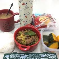 2019.1.22. お弁当の記事に添付されている画像