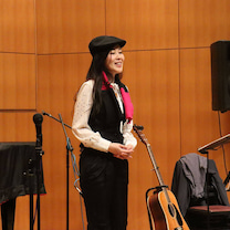 沢田知佳さんのコンサートへゲスト出演させて頂きました♪の記事に添付されている画像