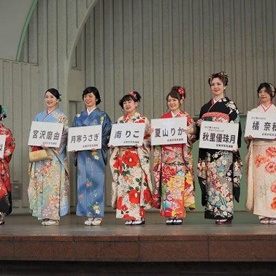 全東京写真連盟 新春晴れ着モデル撮影会 2019の記事に添付されている画像
