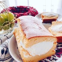 生シフォンケーキの記事に添付されている画像