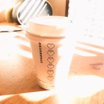 ♡スタバ♡コーヒーに乗せて溶かしながら・・・の記事に添付されている画像