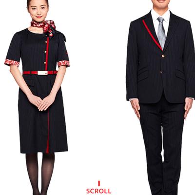 みんなのJAL2020新制服プロジェクト✈︎デザイン候補の記事に添付されている画像