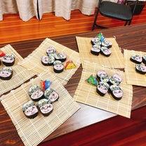 【レッスンレポ】福井出張デコ巻き寿司レッスンの記事に添付されている画像
