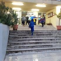 雨の日の登下校の記事に添付されている画像
