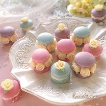 美味しそうなマカロンソープ♡1dayレッスン準備中です♡の記事に添付されている画像